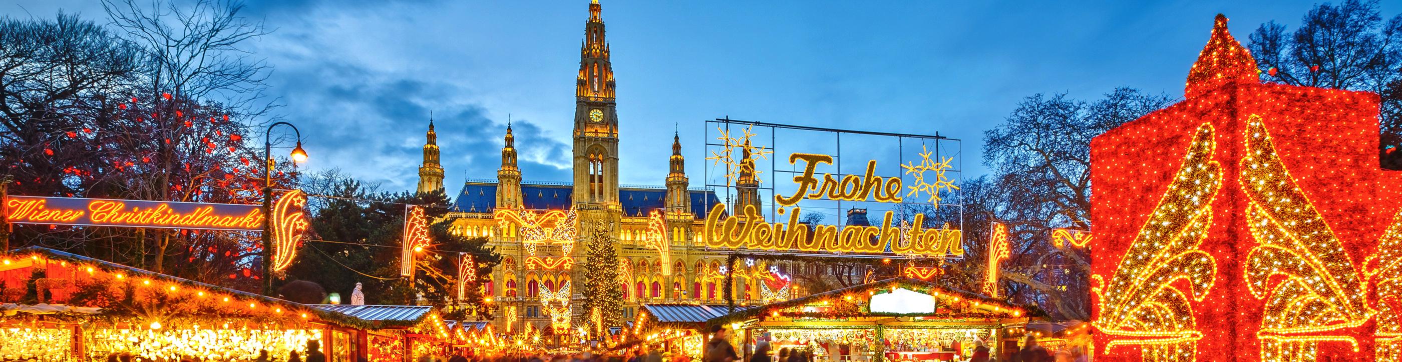 Uniworld Christmas Market 2020 Danube Holiday Markets 2020 | Danube River Cruise | Uniworld River