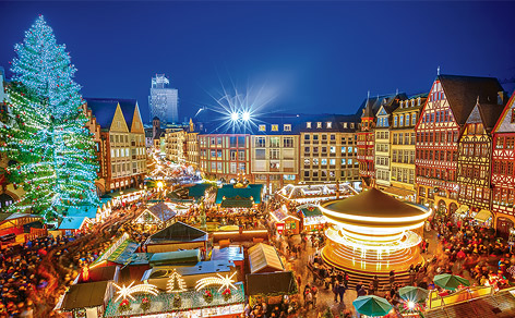 Classic Christmas Markets