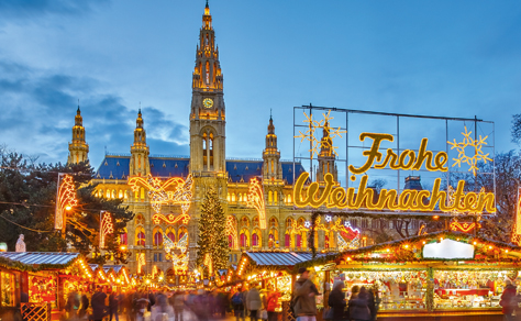 Danube Holiday Markets