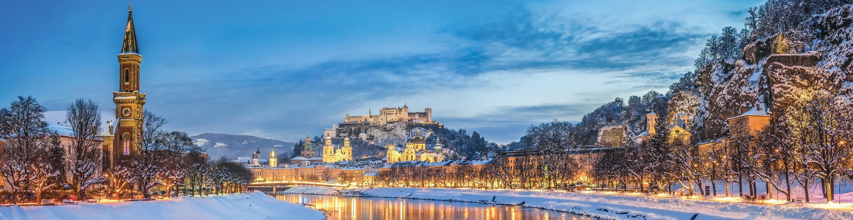 Grand Christmas & New Year's 2017 | Europe River Cruise | Uniworld ...