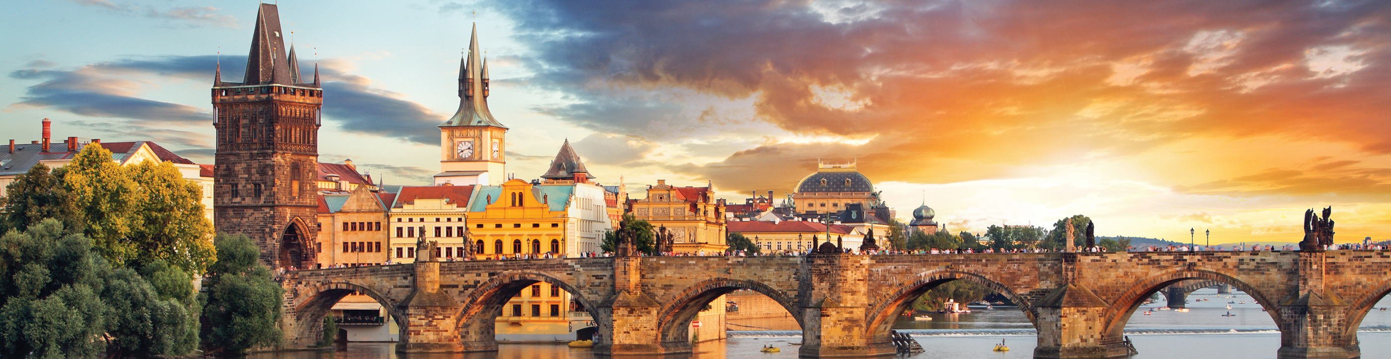 Delightful Prague
