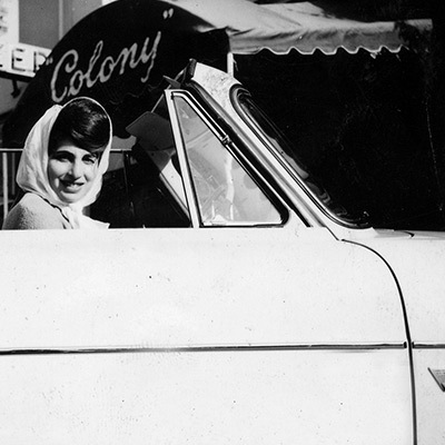 Bea Tollman - Colony Motors