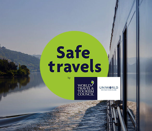 Safe Travels & Uniworld Logo
