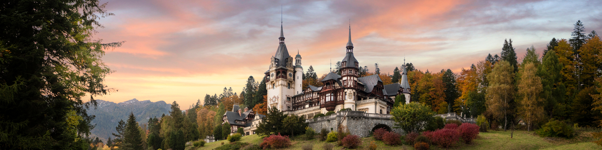 Cruise & Rail: The Enchanting Danube & the Castles of Transylvania