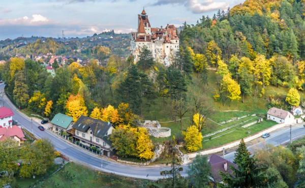 Cruise & Rail: Castles of Transylvania & the Enchanting Danube