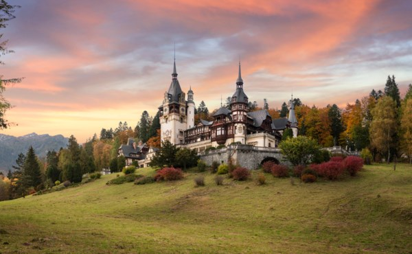 Cruise & Rail: Enchanting Danube & the Castles of Transylvania